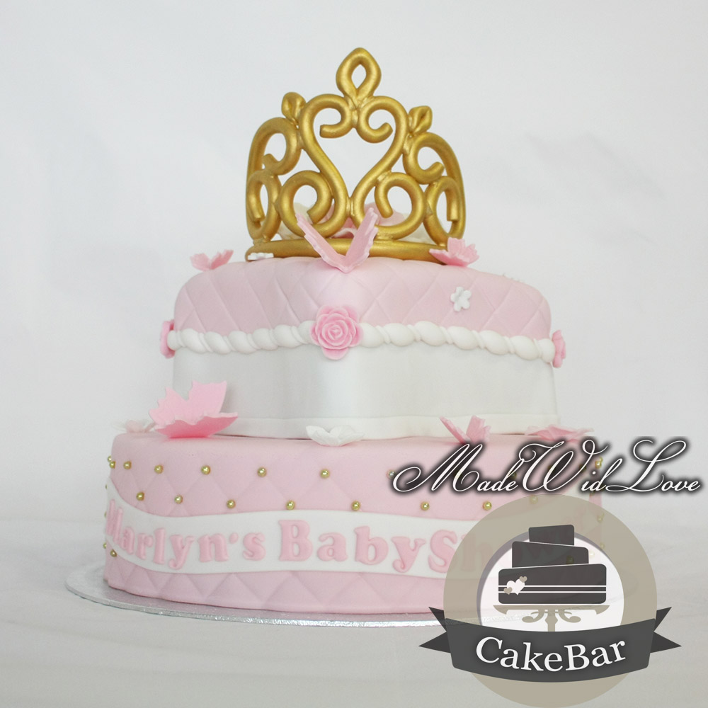 Astounding 12 Sweet Crown Cake Funny Birthday Cards Online Inifofree Goldxyz
